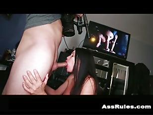Big ass big tit horny MILF p1