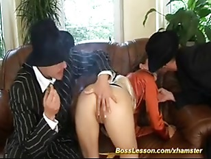 Picture Boytoy In Threesome With Boss