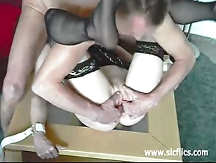 Picture Skinny Wife Fist Fucked In Bondage