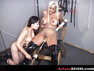 Sex Slaves In Bondage With Sex