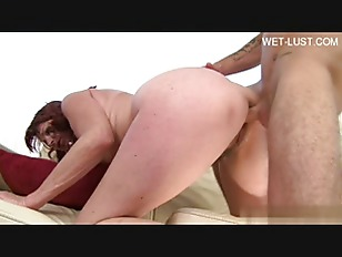 Picture Redhead Milf Sex On Sofa