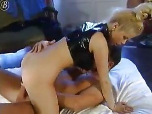 Gina Wild threesome two scenes