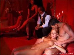 Порно с большими сиськами и жопоми