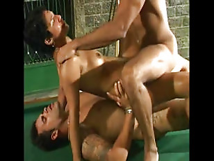 DOUBLE VAGINAL PENETRATION