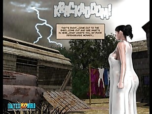 3D Comic: Langsuir Chronicles