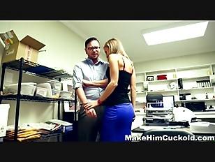 Picture Make Him Cuckold - Slender Wife Fuck Revenge