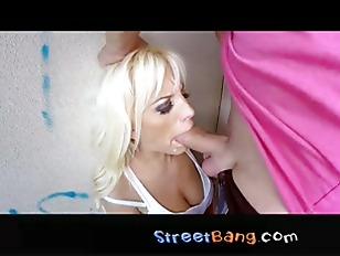 Picture Blondie Fesser Public FuckFest P3