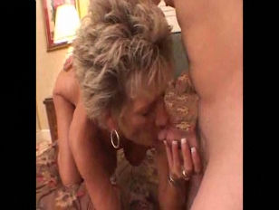 Picture Blonde Mature Oral Satsifaction