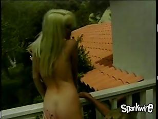 Outdoors Lesbian Hot Play