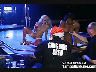 Jasmine Tame Strip Club Gang B