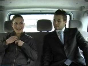 Sex in thre back of a van