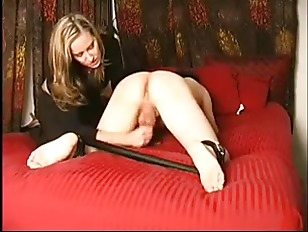 Picture Handjob With Spread Legs And Creamy Cumshot