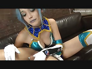 Picture Cosplay Chick Get Fuck On Couch
