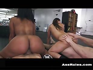 Assparade Orgy at the gym p6