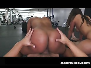 Picture Assparade Orgy At The Gym P6