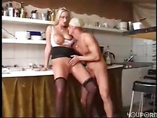 Picture Blonde Lady Gets Fucked From Behind