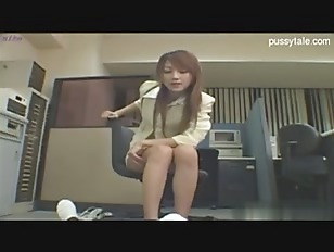 Picture Asian Secretary Gets Wet For Her Boss