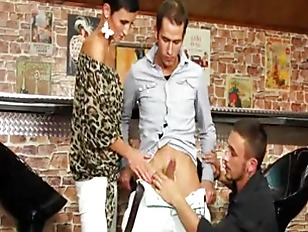 Group sex with three people an